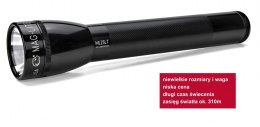 Maglite ML25LT 3C LED Black